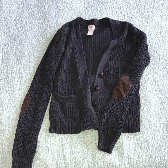 Mossimo Supply Co. Sweaters - Gray Cardigan